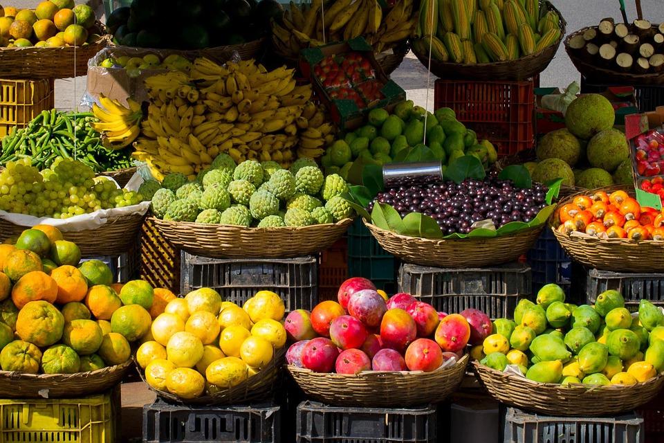 Produce Shipments