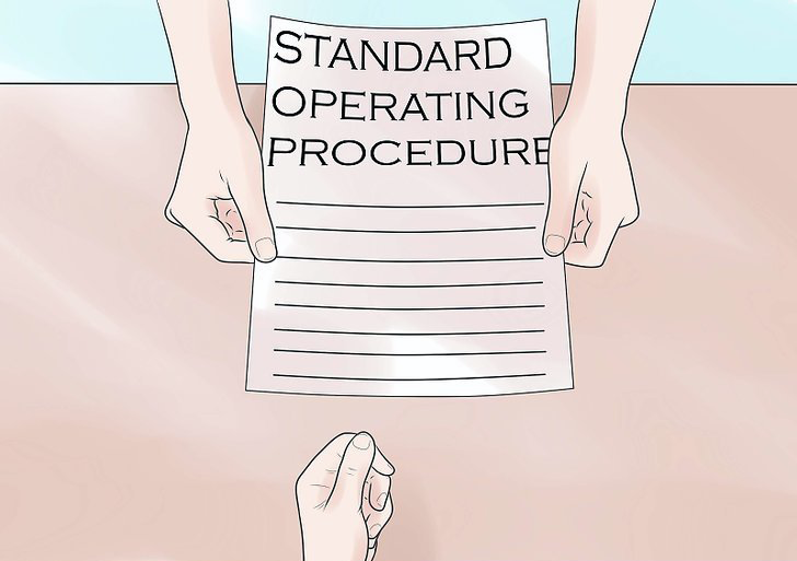 Benefit of Standard Operating Procedure (SOP)