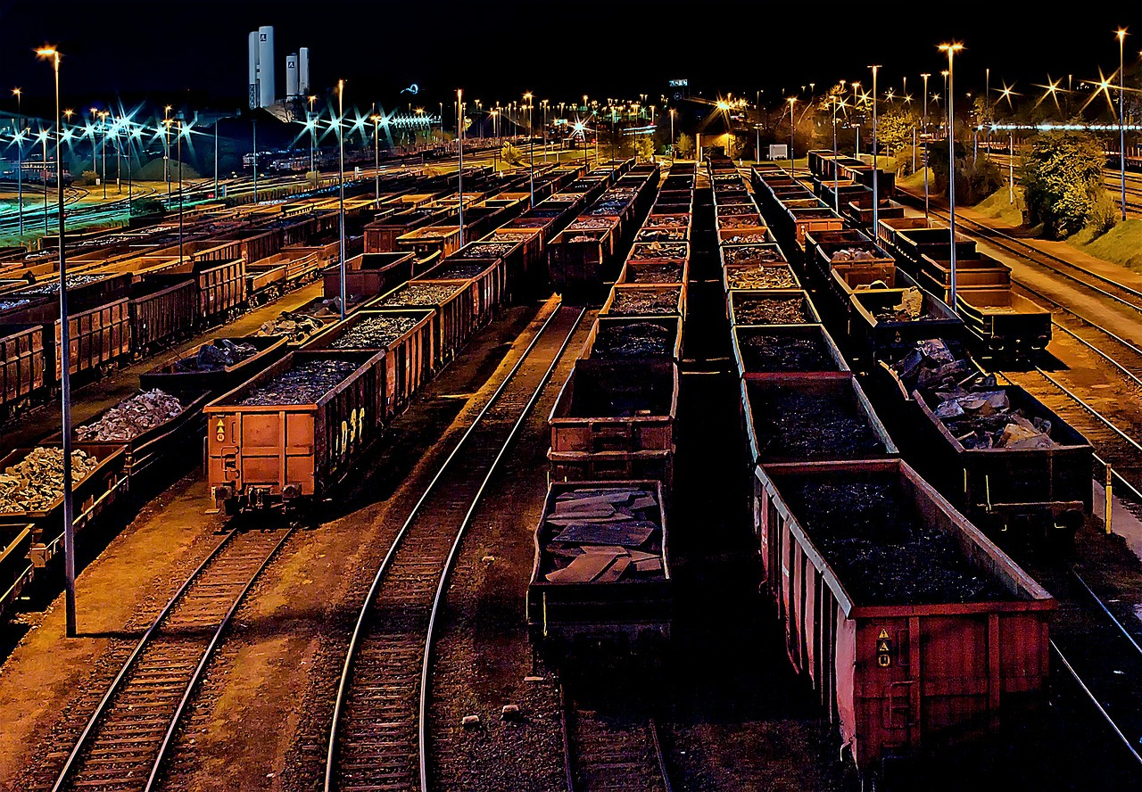 Rail Freight Transportation Future